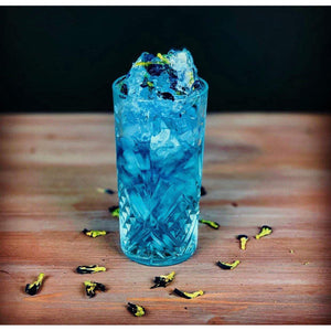Make your own Colour Changing Gin Kit, inc. Blue Butterfly Pea Flowers.-Brew and Botanical Co.