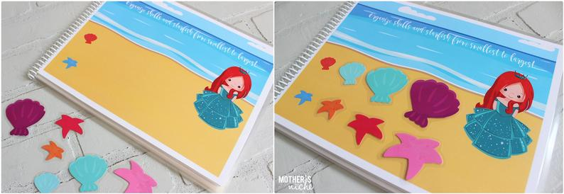 Quiet Book: Princess Printable