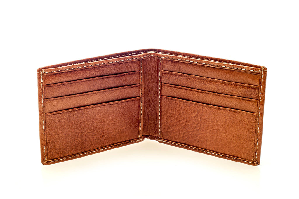 Leather Wallet, Slim Wallet, Leather Wallet, Gift for him, Bifold Wallet