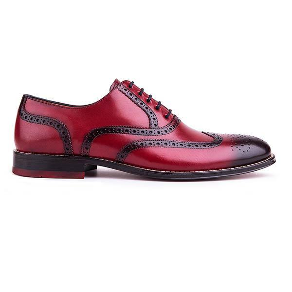 REDWOOD BROGUE