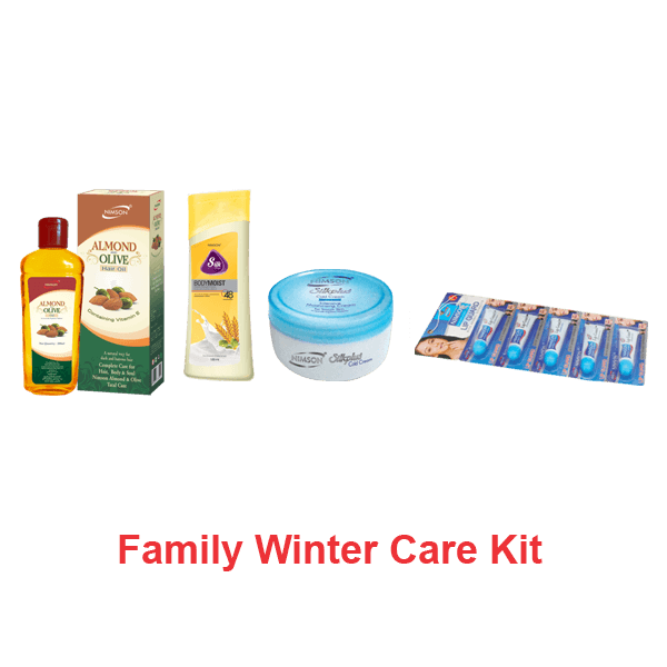 Family Winter Care Kit