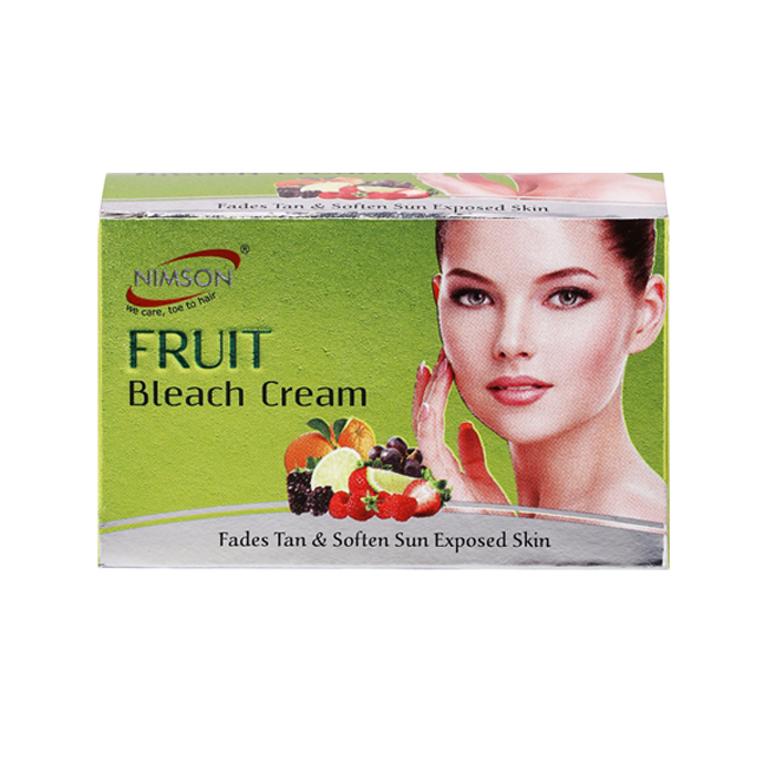 Fruit Glow Bleach Cream 10gm (Pack of 10)
