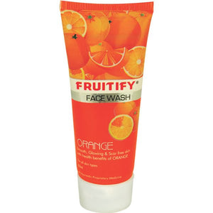 Fruitify Face Wash Orange