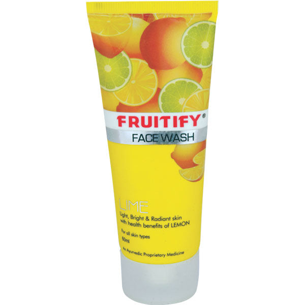 Fruitify Face Wash Lime