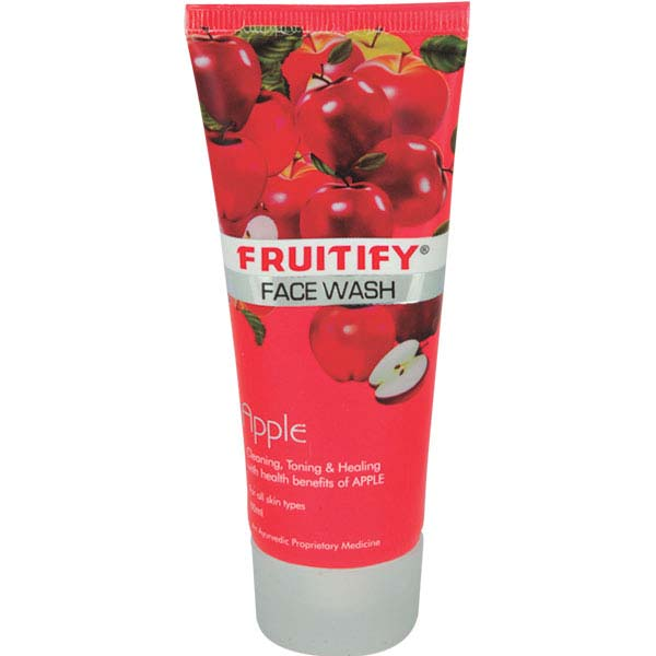 Fruitify Face Wash Apple (Pack of 5)