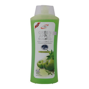 Green Apple Shampoo-2