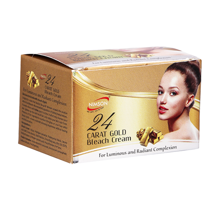 Nature Fresh Gold Bleach Cream
