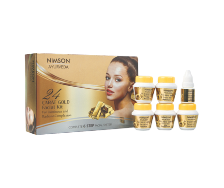 Carat Gold Facial Kit