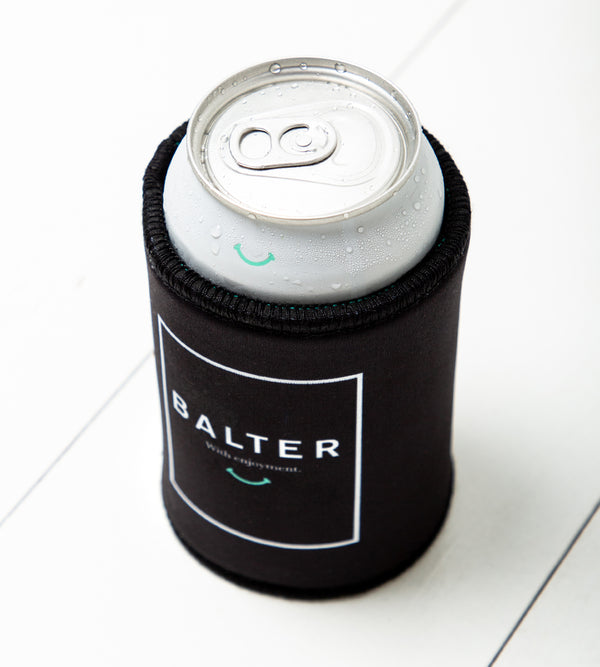 Balter Premium Logo Cooler - Black