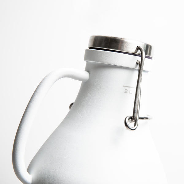 Balter Beer Growler (2L) Matte White