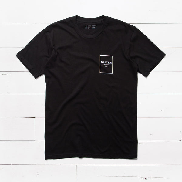 Balter Logo T-Shirt | Black