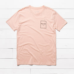 Balter Logo T-Shirt | Dusty Pink