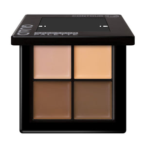 Jcat Beauty Contour Quad Spectrum