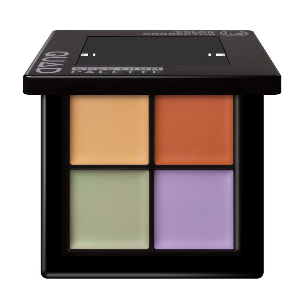 Jcat Beauty Colour Corrector Quad Spectrum
