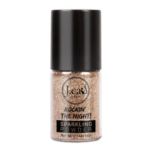 Load image into Gallery viewer, Jcat Beauty Rocking The Night Sparkling Powder