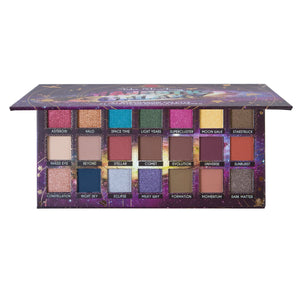 Jcat Beauty Take Me Away 21 Eyeshadow Palette - Majestic Galaxy