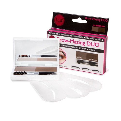 Jcat Beauty Brow-Mazing Duo