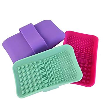 Silicone Square Cleaning Pad