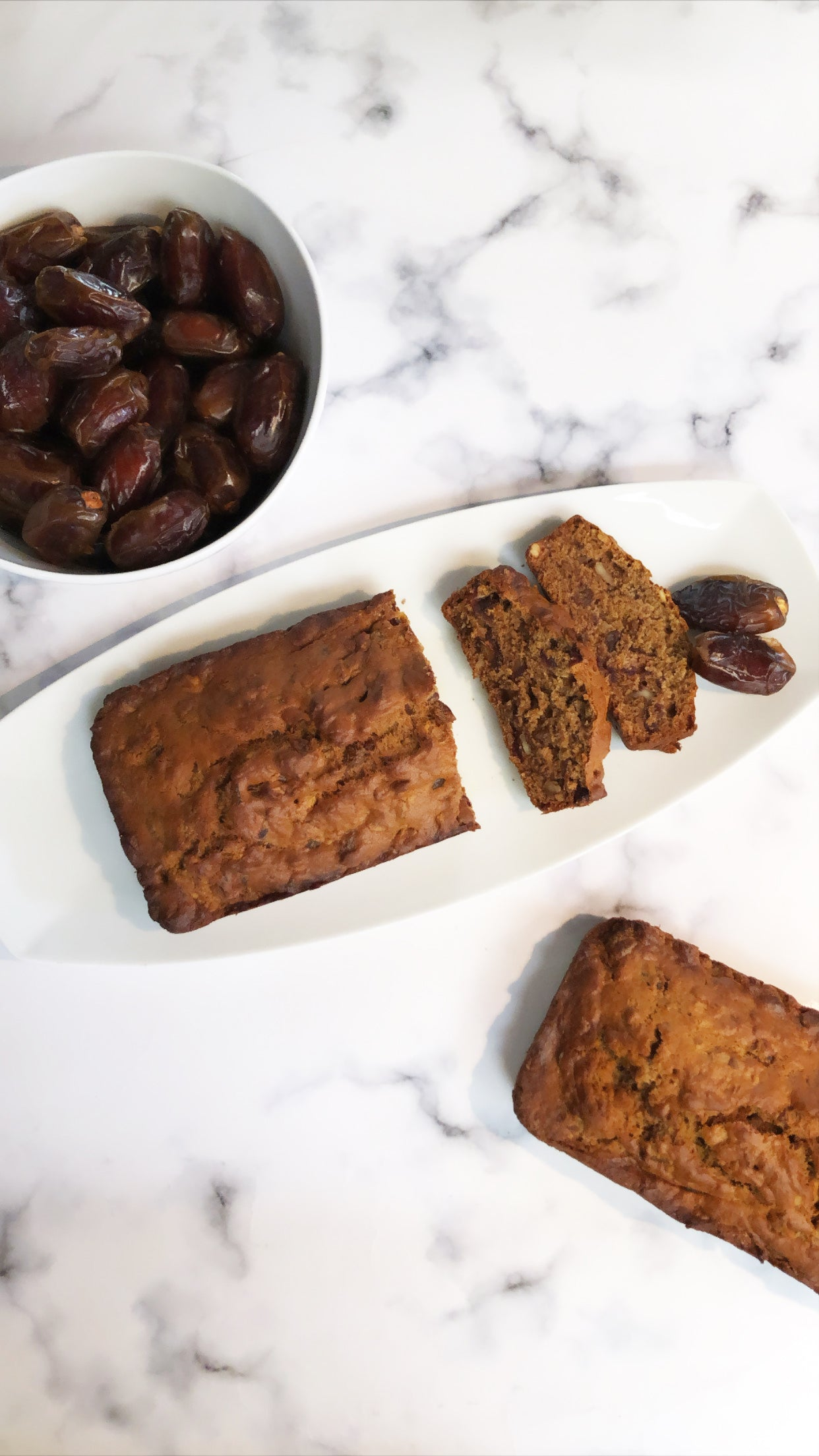 Brown Sugar Date Bread - Sugar Trip