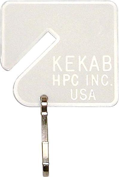 HPC Plain Tags for KeyKab 100/pk