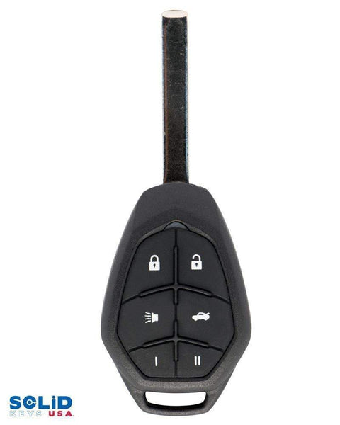 Universal Buick, Chevrolet, and GMC Remote Key