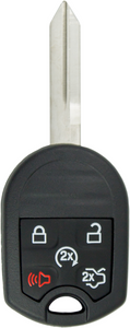 Ford 5 Button Remote Head Key (5B1) - By Ilco