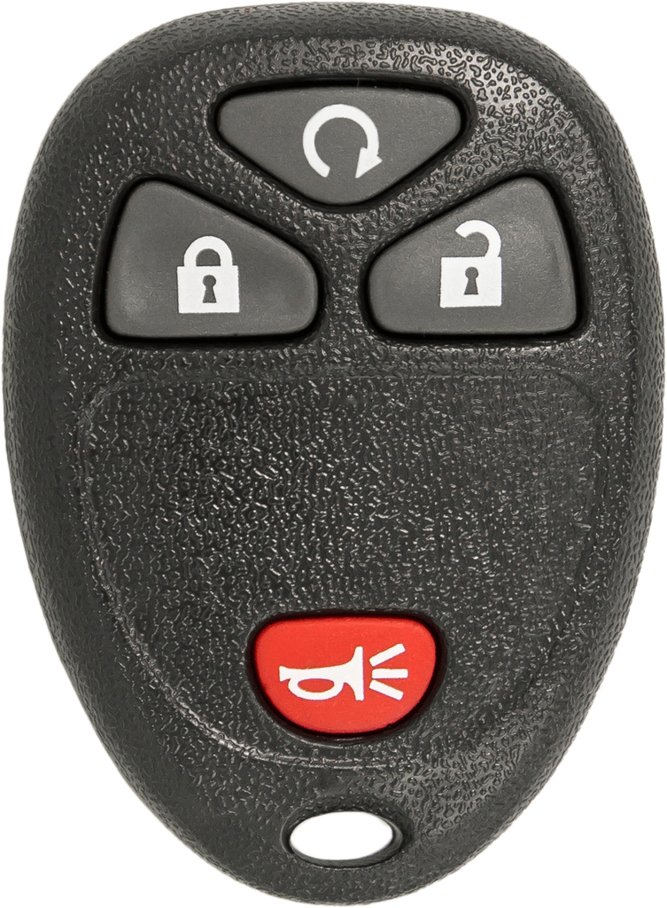 General Motors 4 Button Remote Keyless Entry (4B3) - By Ilco