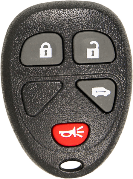 General Motors 4 Button Remote Keyless Entry (4B6) - By Ilco