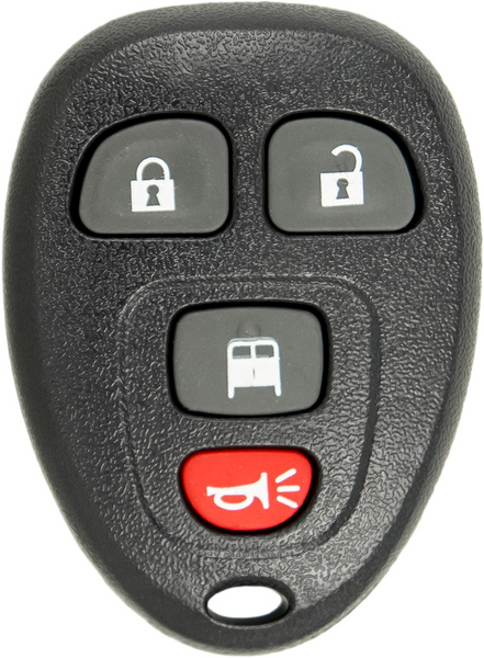 General Motors 4 Button Remote Keyless Entry (4B7) - By Ilco
