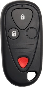 Acura 3 Button Remote Keyless Entry (3B1) - By Ilco
