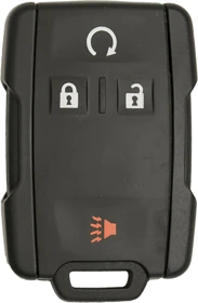 General Motors 4 Button Remote Keyless Entry (4B11) - By Ilco
