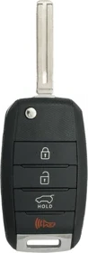 Kia 4 Button Remote Keyless Entry (4B2) - By Ilco