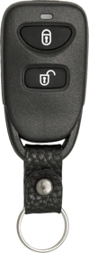 Hyundai 3 Button Remote Keyless Entry (3B2) - By Ilco