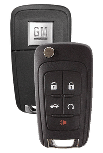 2011+ GM PEPS FOB 5 Button Remote Key (5927058)