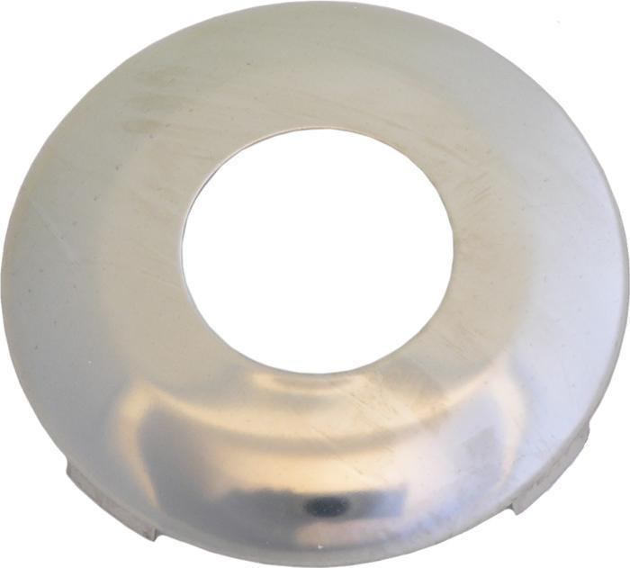 Ford Face Caps Chrome 10pk (P-42-201)