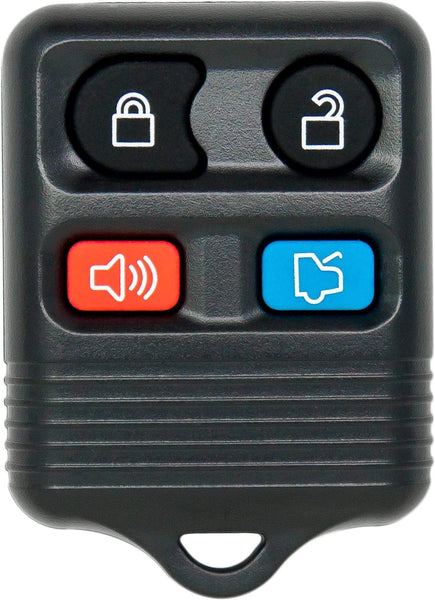 Ford 4 Button Remote Keyless Entry (4B1) - By Ilco