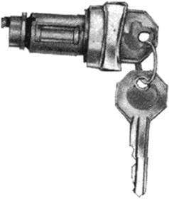 Gm Ignition Lock (LC1421)