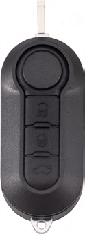 Fiat Flip Key Remote (3B2) - By Ilco