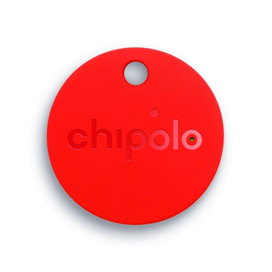 Chipolo Classic Bluetooth Key Finder (Red)