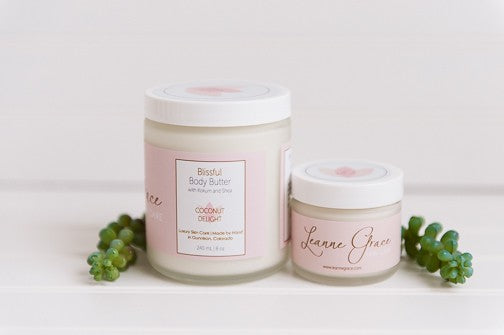 The Blissful Body Butter