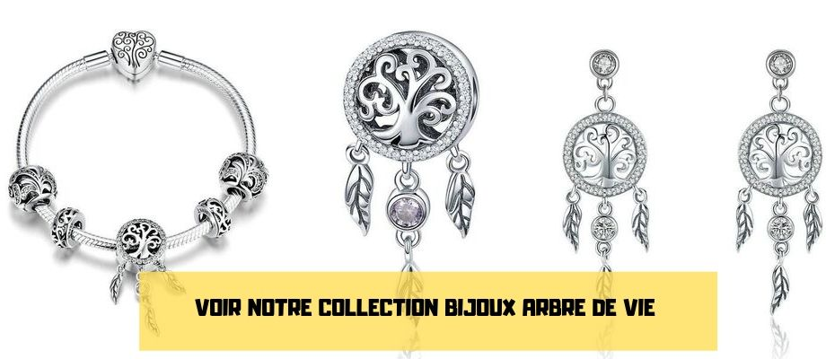 collection de bijoux attrape rêve