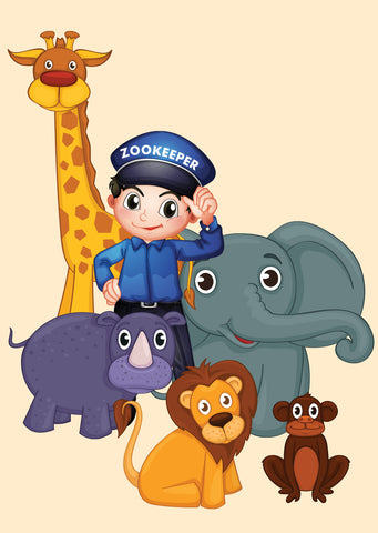 Make-A-Zoo Keeper