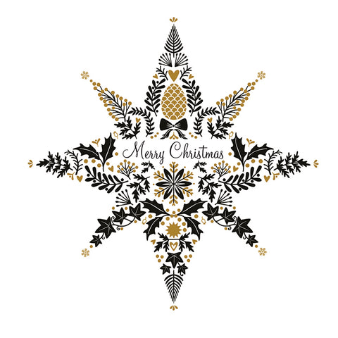 Christmas Star - pack of 10