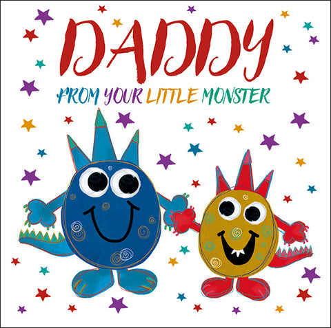 Daddy From Your Little Monster