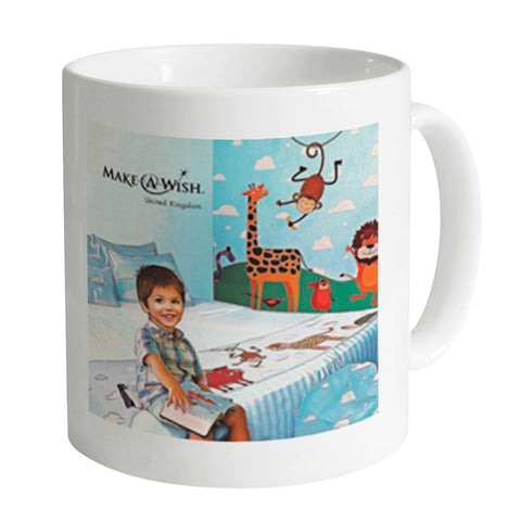 Gift a Bedroom Makeover Wish Mug