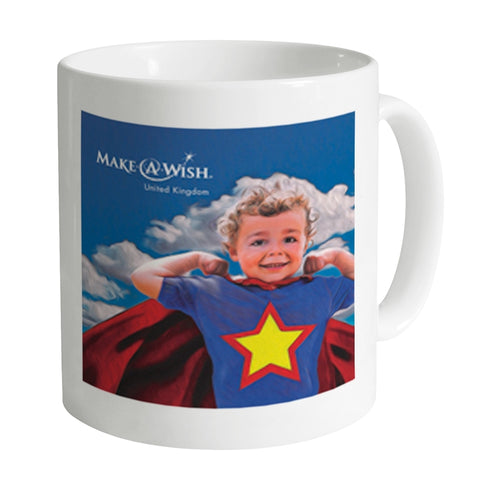 Gift a Superhero Wish Mug