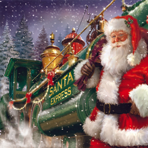 Santa Express - pack of 10