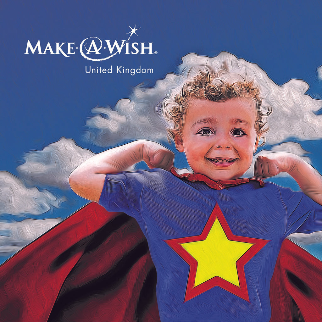 Gift a Superhero Wish