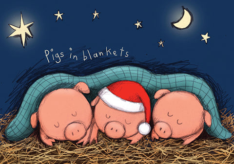 Pigs in Blankets  - pack of 10