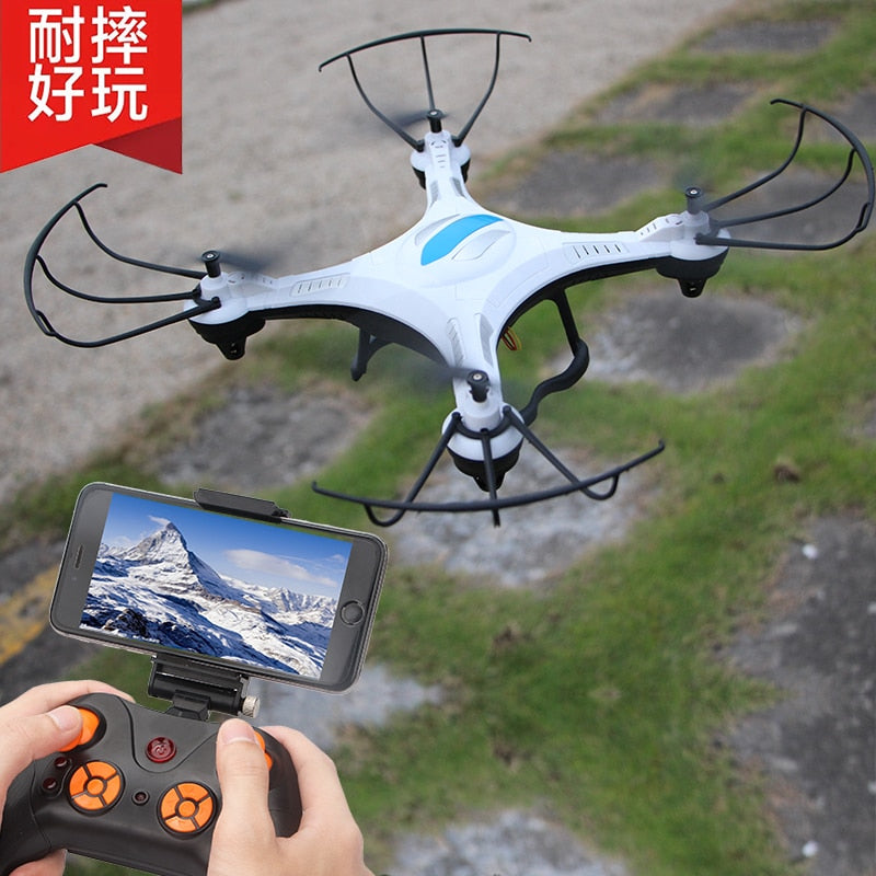 XYCQ XY-X R/C Drone 6-Axis Remote Control Helicopter Quadcopter With 2MP HD Camera or No Camera Vs Syma X5c Dron